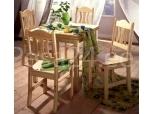 Laud Siiri 4 tooliga