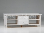 Tv-laud Vanamo-53, valge (peits)