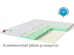 Kattemadrats TOP HR-foam Plus 180x200x7 Sleepwell