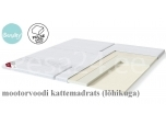 Kattemadrats TOP Latex Etno Duo Red mootorvoodile 160x200 Sleepwell