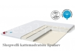 Kattemadrats TOP Latex Lux 120x200x7 Sleepwell