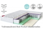 Vedrumadrats Red Pocket Plus 180x200x22 Sleepwell