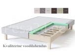 Voodiraam Red 120x200x15 Sleepwell