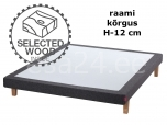 Voodiraam Red 140x200x12 Sleepwell
