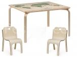 Lastelaud Regio koos toolidega