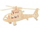 3D puzzle helikopter