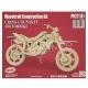 3D puzzle Enduro Mootorratas