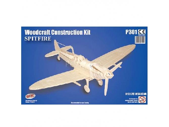 3D puzzle Spitfire