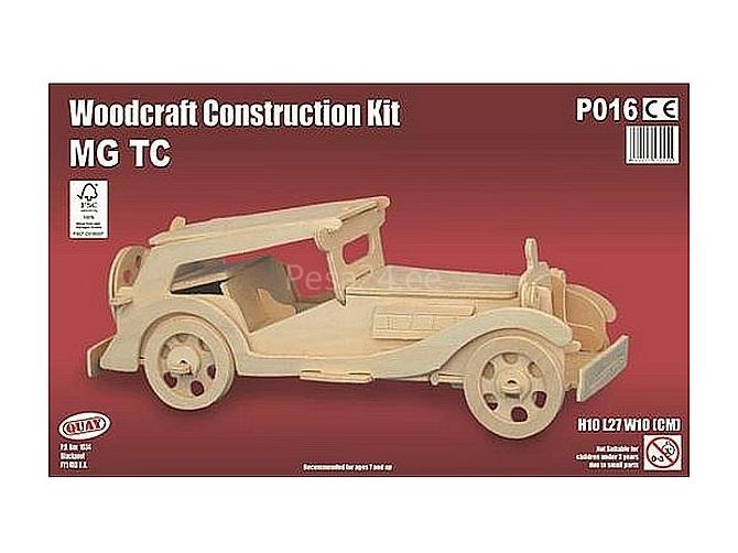 3D puzzle MG TC