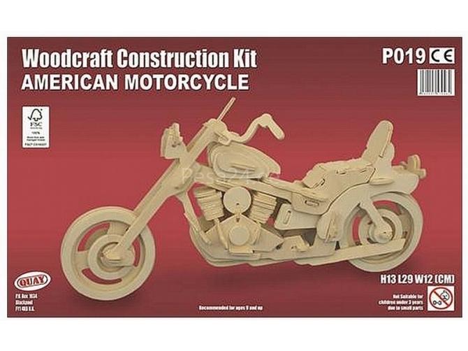 3D puzzle Harley Davidson