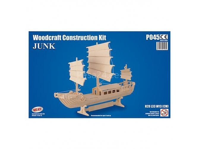 3D puzzle Junk