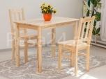 Laud Tim 100x60 ja 2 tooli