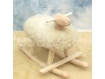 Kiiklammas, istmekatteks ehtne lambavill