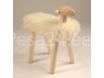 Pink Lammas, istmekatteks ehtne lambavill