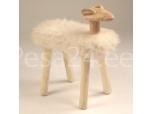 Pink Oinas, istmekatteks ehtne lambavill, 15%