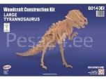 3D puzzle suur Tyrannosaurus