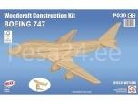 3D puzzle Boeing 747