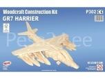 3D puzzle GR7 Harrier