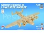 3D puzzle Lancaster Bomber