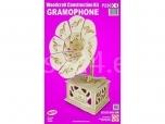3D puzzle Grammofon