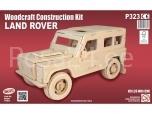 3D puzzle Land Rover