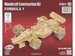 3D puzzle Vormel 1