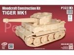 3D puzzle Tank MK1