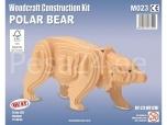 3D puzzle Jääkaru