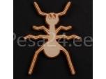 Magnet Sipelgas, vineerist