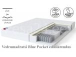 Vedrumadrats Blue Pocket Plus 180x200x19 Sleepwell