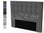 Peatsiots ARATORP Black sarjale 91x10x130 Sleepwell