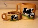 Piima- ja hapukoorekann Lehm