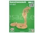 3D puzzle Madu