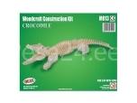 3D puzzle Krokodill