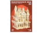 3D puzzle Fantasy villa