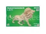 3D puzzle Lõvi