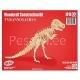 3D puzzle Tyrannosaurus