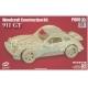 3D puzzle Porsche