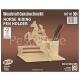 3D puzzle Hobu-pliiatsihoidja