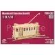 3D puzzle tramm